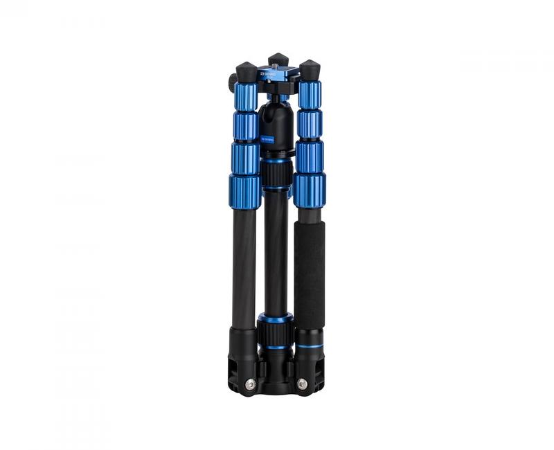 Chân máy ảnh Tripod/ monopod Benro FSL09CN00, Carbon 2