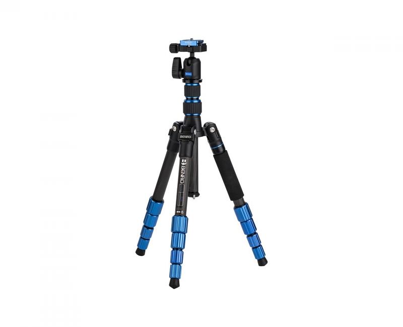 Chân máy ảnh Tripod/ monopod Benro FSL09CN00, Carbon 3