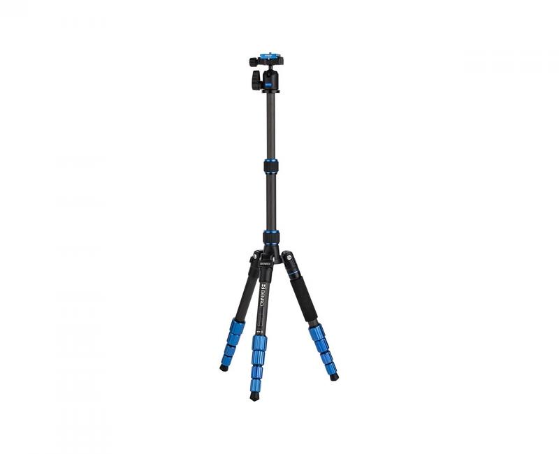 Chân máy ảnh Tripod/ monopod Benro FSL09CN00, Carbon 4