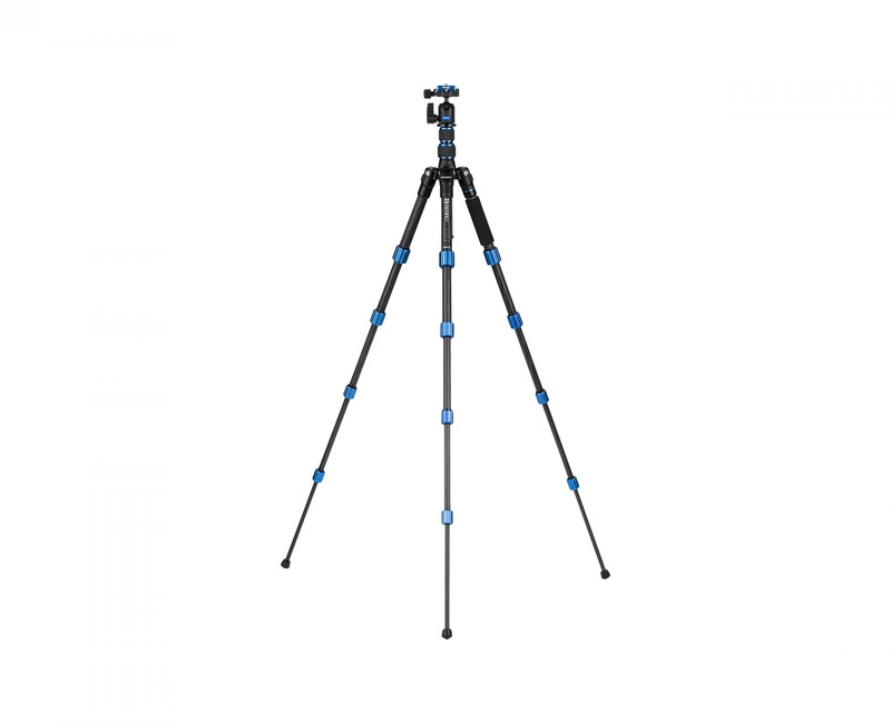 Chân máy ảnh Tripod/ monopod Benro FSL09CN00, Carbon 5