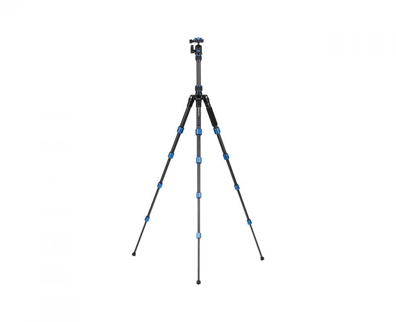 Chân máy ảnh Tripod/ monopod Benro FSL09CN00, Carbon 6