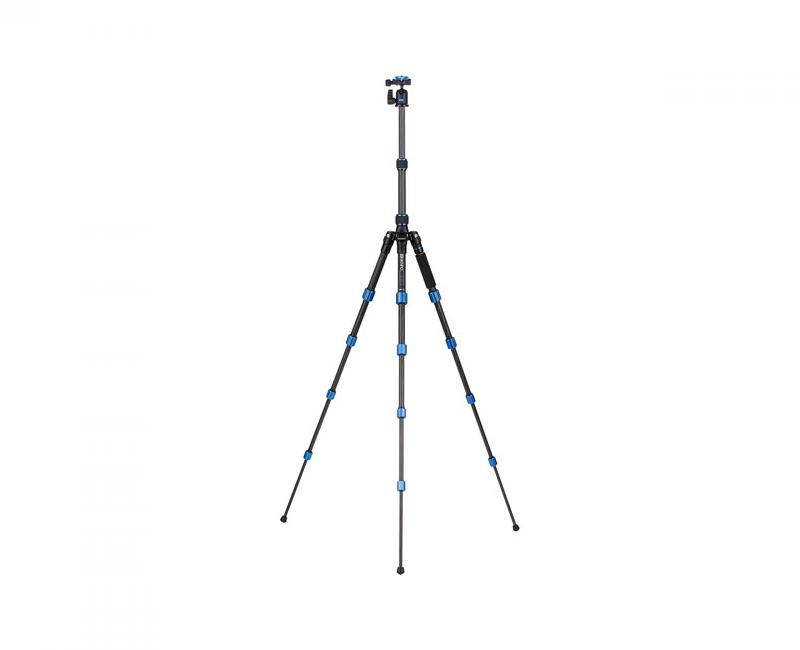 Chân máy ảnh Tripod/ monopod Benro FSL09CN00, Carbon 7