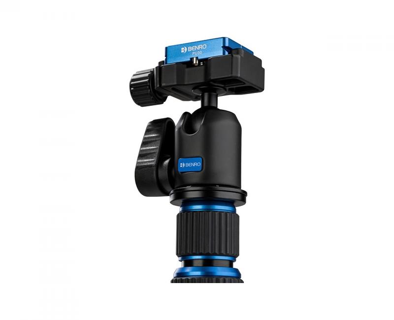 Chân máy ảnh Tripod/ monopod Benro FSL09CN00, Carbon 9