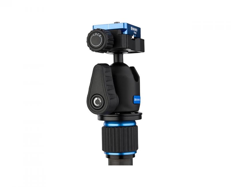 Chân máy ảnh Tripod/ monopod Benro FSL09CN00, Carbon 11