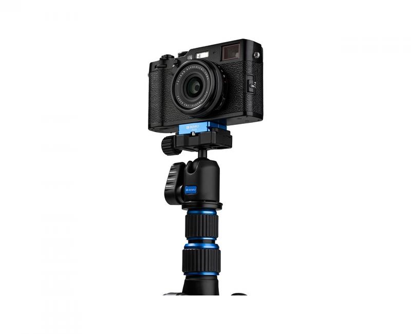Chân máy ảnh Tripod/ monopod Benro FSL09CN00, Carbon 12