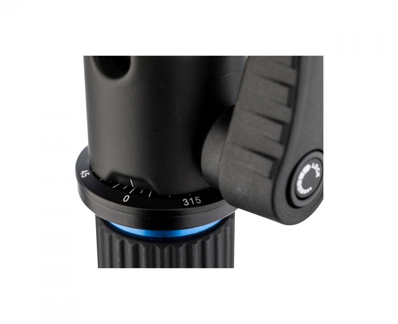 Chân máy ảnh Tripod/ monopod Benro FSL09CN00, Carbon 17