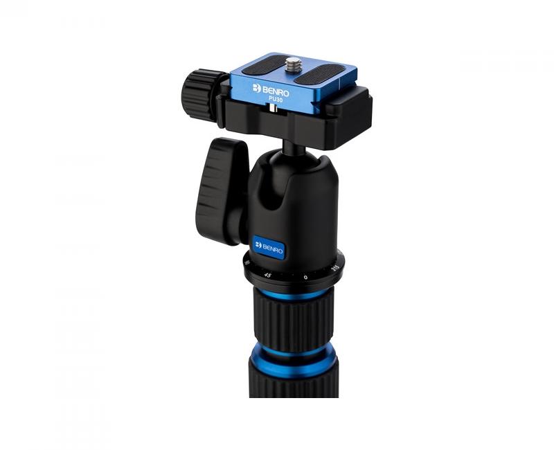 Chân máy ảnh Tripod/ monopod Benro FSL09AN00 8