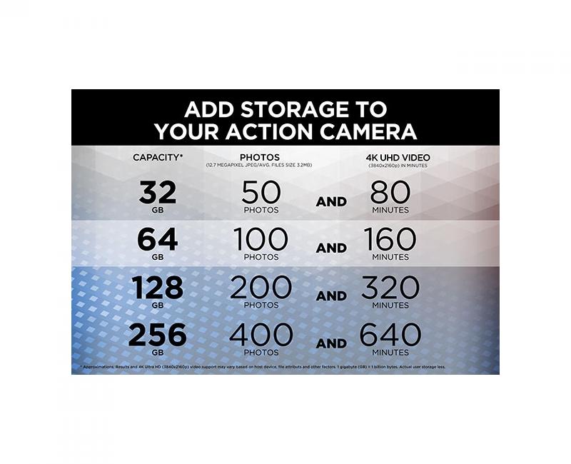 Thẻ nhớ Sandisk microSDXC A2 170/90 MB/s 64GB  Extreme Pro 12