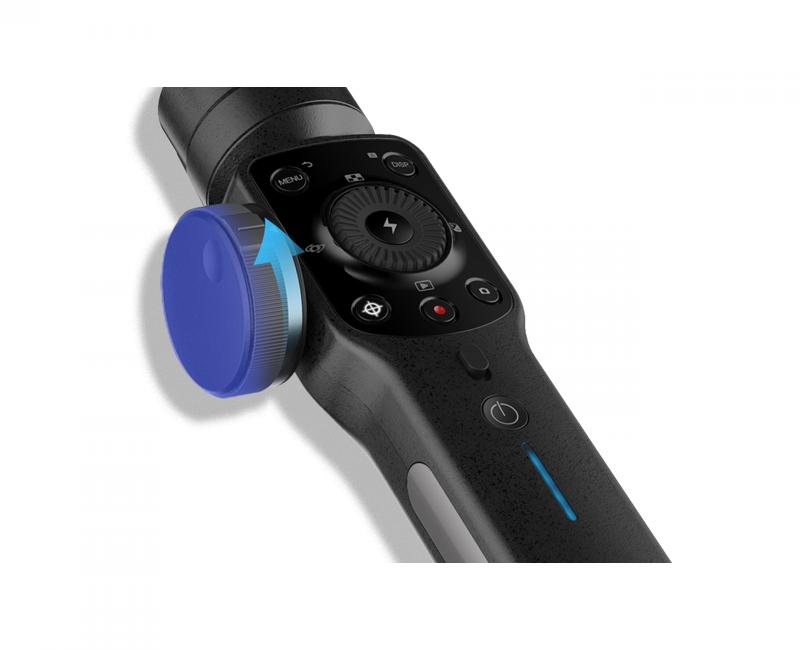 Thiết bị chống rung Zhiyun Smooth 4 - Gimbal 3 trục cho điện thoại - Nhập khẩu 4