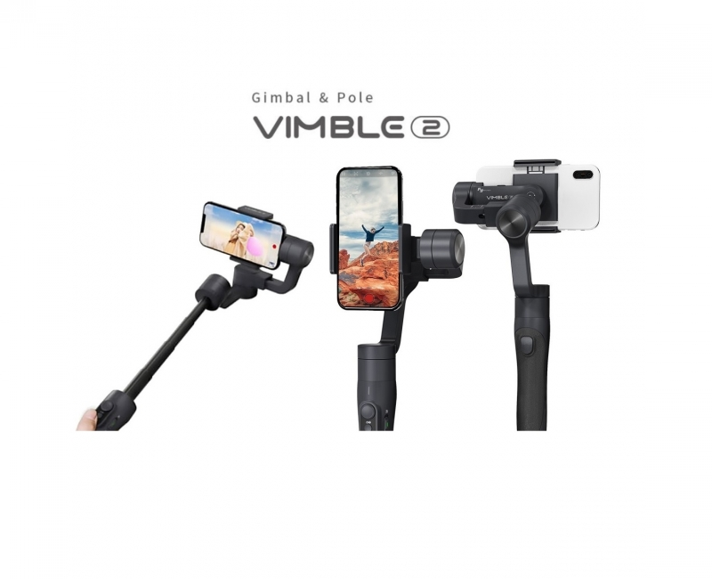 Thiết bị chống rung Feiyu Vimble 2 – Gimbal selfie cho điện thoại - Chính hãng 3