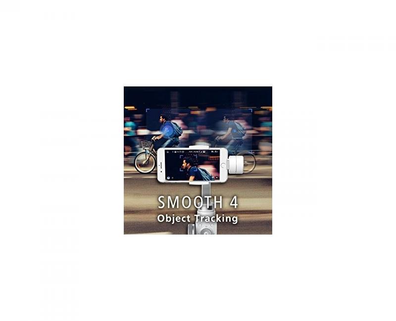 Thiết bị chống rung Zhiyun Smooth 4 - Gimbal 3 trục cho điện thoại - Chính hãng 9