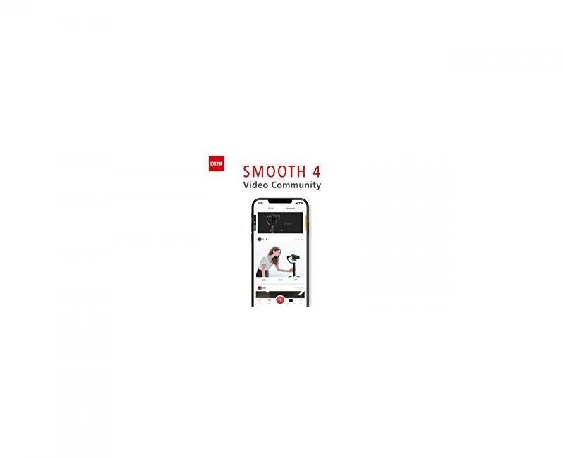 Thiết bị chống rung Zhiyun Smooth 4 - Gimbal 3 trục cho điện thoại - Chính hãng 13