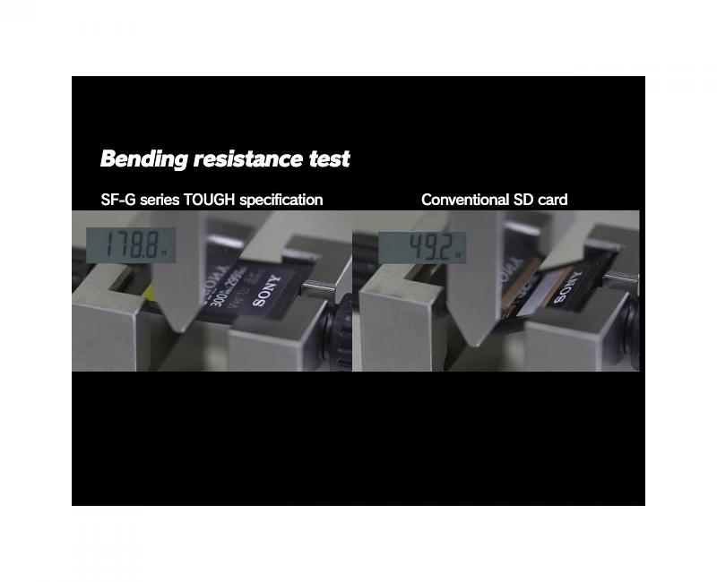 THẺ NHỚ SONY SDXC 64GB SF-G SERIES TOUGH UHS-II V90 U3 300MB/S 10