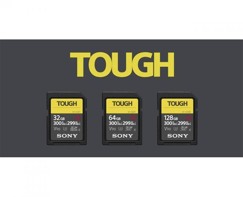 THẺ NHỚ SONY SDXC 64GB SF-G SERIES TOUGH UHS-II V90 U3 300MB/S 11