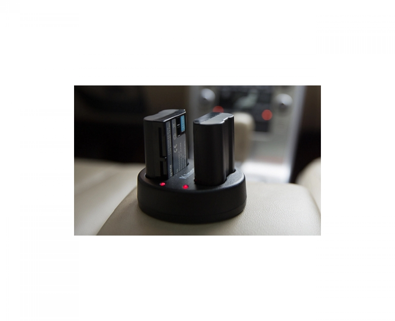 2Pin 1 Sạc Kingma cho pin Nikon EN-EL15 2