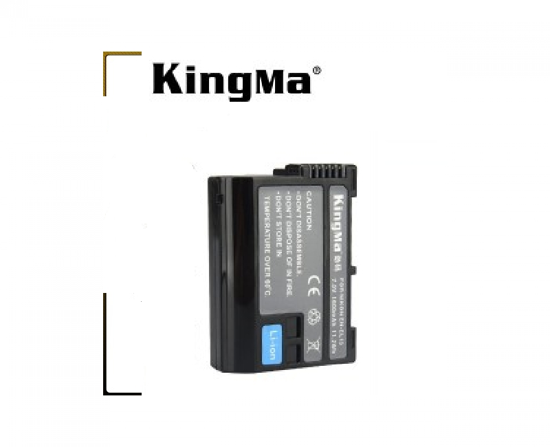 2Pin 1 Sạc Kingma cho pin Nikon EN-EL15 3