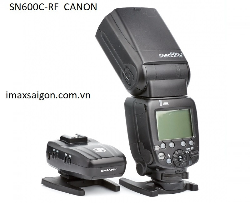 Combo Đèn Flash Shanny SN600N và Bộ Pin+sạc GP 1