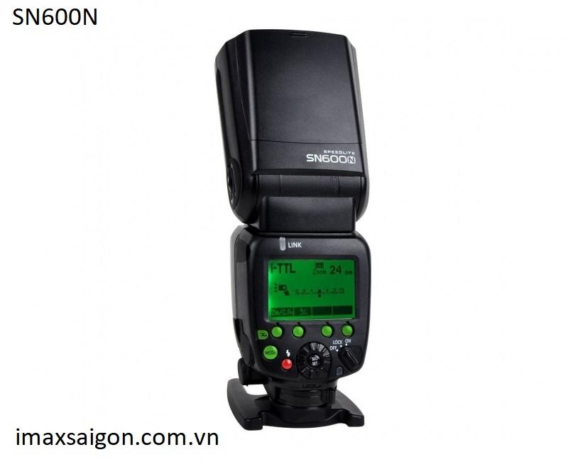 Combo Đèn Flash Shanny SN600C và Bộ Pin+sạc GP 2