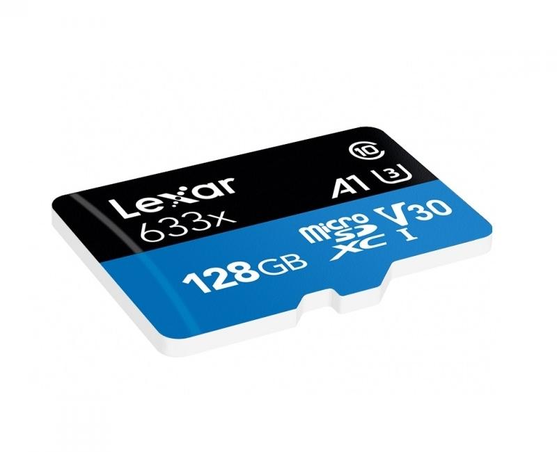 Thẻ nhớ 128GB Micro SDXC Lexar 633x 95MB/s 5