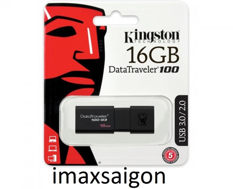 USB 3.1 / 3.0 KINGSTON DATATRAVELER 50 DT50 16GB 2