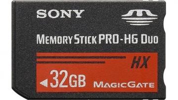 Sony Memory Stick Pro HG-Duo 32GB