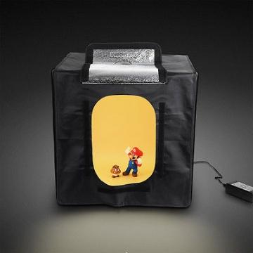 Hộp chụp sản phẩm Seny SN-40 Đèn Led siêu sáng cao cấp 40x40cm giá rẻ nhất