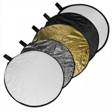 Hắt sáng 5 in 1 tròn đường kính 60cm