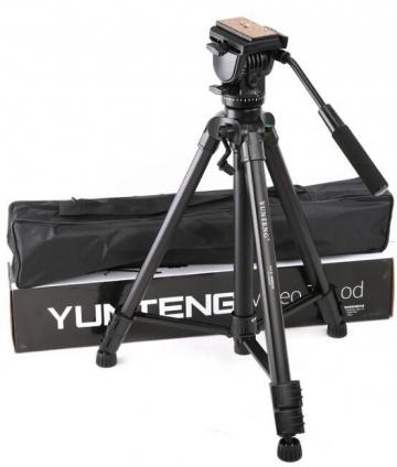 Chân máy ảnh Tripod Yunteng VCT-998