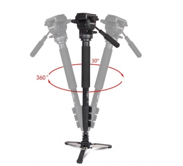 Chân đơn máy ảnh Monopod Yunteng VCT-588