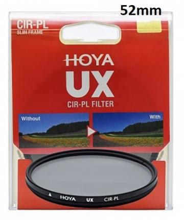 Kính lọc Hoya UX CPL 52mm