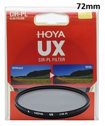 Kính lọc Hoya UX CPL 72mm
