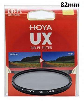 Kính lọc Hoya UX CPL 82mm