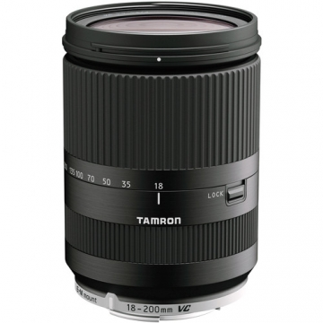 TAMRON 18-200MM F/3.5-6.3 DI III VC FOR SONY NEX