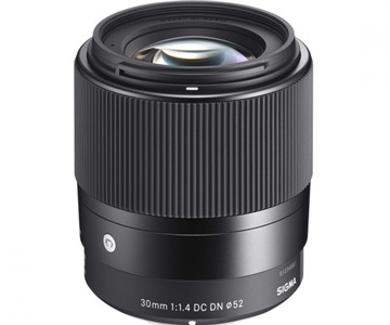ỐNG KÍNH SIGMA 30MM F1.4 DC DN FOR SONY E