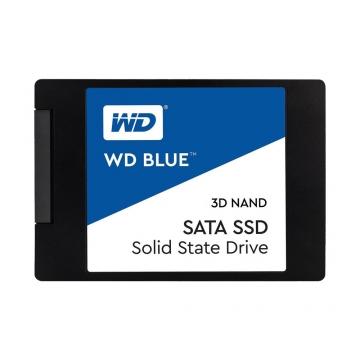 SSD Western Digital Blue 3D-NAND SATA III 500GB WDS500G2B0A