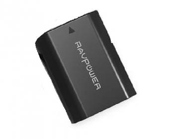 Pin máy ảnh Canon LP-E6, LP-E6N chính hãng Ravpower RP-BC003