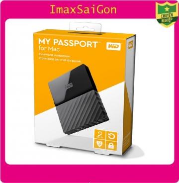 Ổ cứng di động WD My Passport 2TB