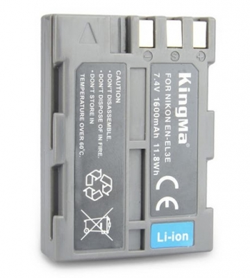 Pin Kingma cho pin Nikon EN-EL3E