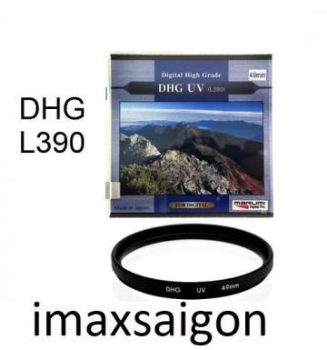 FILTER KÍNH LỌC MARUMI DHG UV L390 52MM