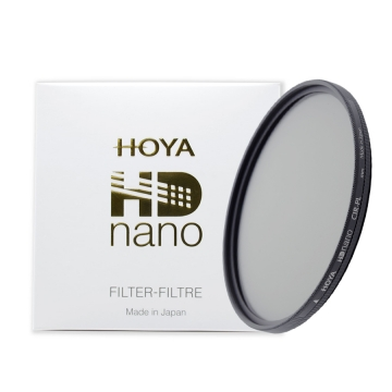 Kính lọc Filter Hoya HD Nano CPL 82mm