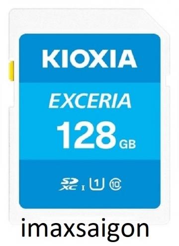 THẺ NHỚ TOSHIBA SDHC UHS-I EXCERIA KIOXIA 128GB