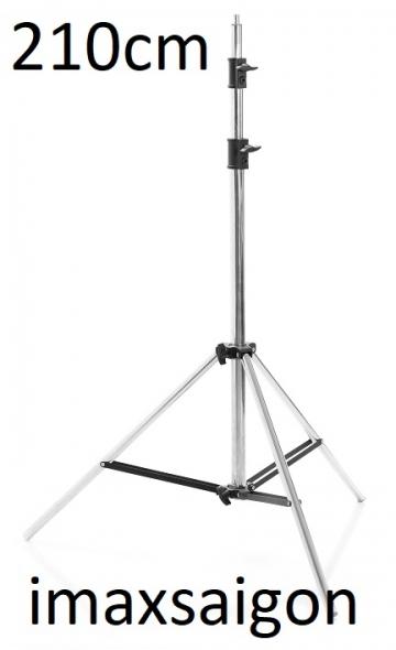 Chân đèn INOX Ciya A-210 (210cm)