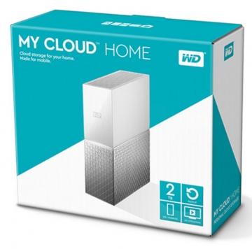Ổ Cứng Di Động WD My Cloud Home 2TB USB 3.0