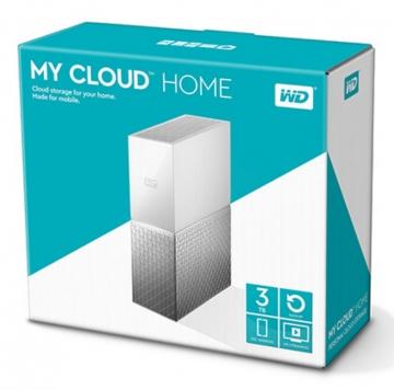 Ổ Cứng Di Động WD My Cloud Home 3TB USB 3.0