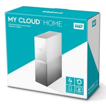Ổ Cứng Di Động WD My Cloud Home 4TB USB 3.0
