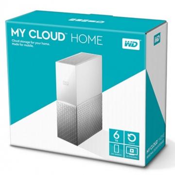Ổ Cứng Di Động WD My Cloud Home 6TB USB 3.0