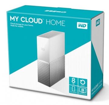 Ổ Cứng Di Động WD My Cloud Home 8TB USB 3.0