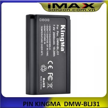 PIN KINGMA CHO PIN PANASONIC DMW-BLJ31