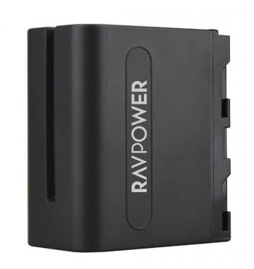 Pin máy ảnh Ravpower cho Sony NP-F970