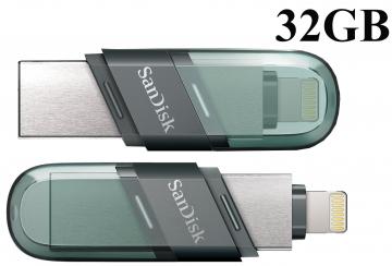 USB OTG 32GB Sandisk iXpand Flip for Iphone Ipad